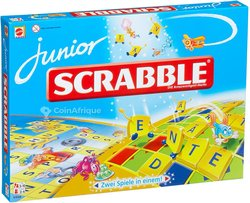 Scrabble junior -  enfants