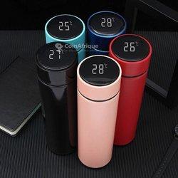 Thermos avec thermomètre intégré