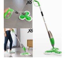 Balai spray de nettoyage