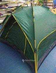 Tente de camping half