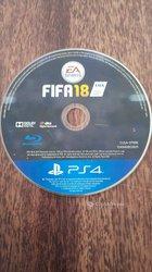 CD de jeux Fifa 18