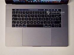 MacBook Pro Touchbar 2019