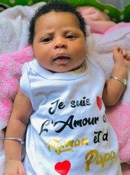 Body personnalisé bébé