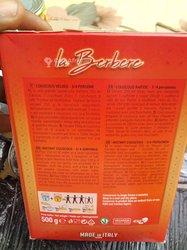 Couscous La Barbare