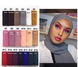 Hijab foulards