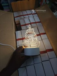 Lampe veilleuse 3D