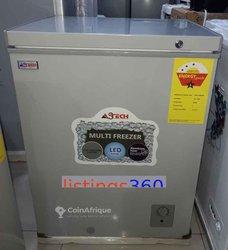 Congélateur Astech CH 195W