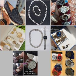 Montres -  bijoux - Bracelets - Chaussures