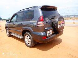 Toyota Land  Cruiser 2005