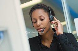 Demande d'emploi - Réceptionniste