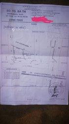 Terrain 1 lot 1/2 non loin du péage Legbassito-noepe