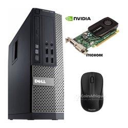 Unité centrale Dell Optiplex 990 NVIDIA