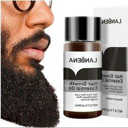 Sérum pousse barbe
