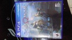 CD God Of War PlayStation 4