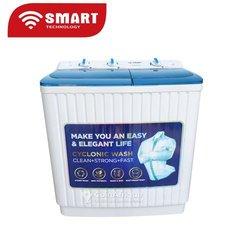 Smart Technology machine à laver double bac avec sèche-linge stmls
