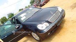 Mercedes-Benz C200 2005