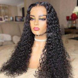 Cheveux frisés - raides