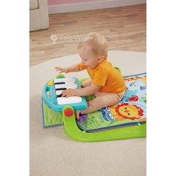 Lit bébé à piano