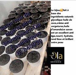 savon noir Nigéria ultra blanchissant