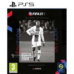 Jeux  Fifa 21 PS5
