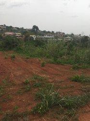 Terrains 500 m2  - Yaoundé
