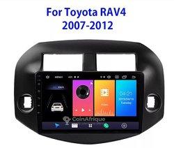 Ecran android Rav4