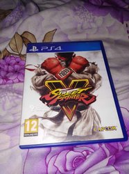 Street Fighter 5 - The crew