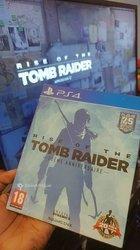 CD Tomb Raider