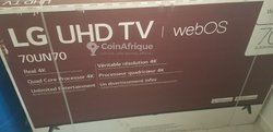 TV LG 70''