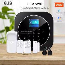 Alarme anti intrusion wifi GSM