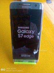 Samsung Galaxy S7 Edge - 64 Go   DGE, RAM 4 + 64 GB +1 GB RESERVE.