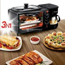 Four de cuisine multifonction