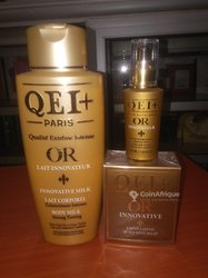 Gamme QEI+ Or