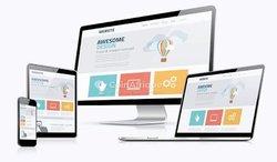 Création de site web - logo