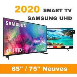 Smart TV Ultra HD Samsung 2020