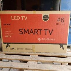 Écran Led Smart TV 46 Pouces