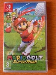 CD Mario golf Nintendo Switch