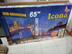 Smart TV Icôna 65 pouces