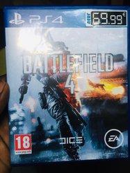 Jeux vidéos PlayStation 4 - Battlefield 4