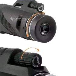 Objectif télescope zoom moléculaire full HD