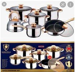 Ensemble casseroles