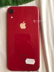 Apple iPhone XR - 64Go rouge