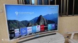 "Samsung Smart TV curvé 48 """