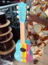 Guitare acoustique pour enfants