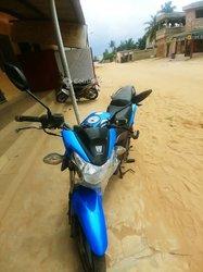 Moto Haouje AK 150 2020