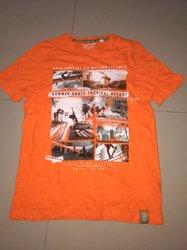 T-shirt friperie