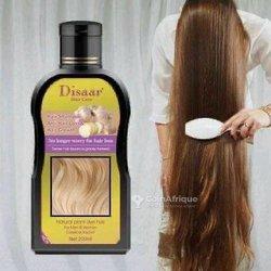 Huile pousse cheveux