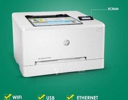 Imprimante HP couleur