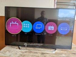 Smart TV 4K Panasonic 55 pouces