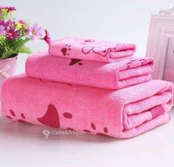 Ensemble de serviettes